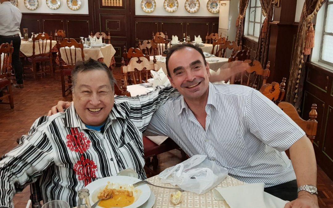 Entrevista al autor de Copla al recuerdo de Manila