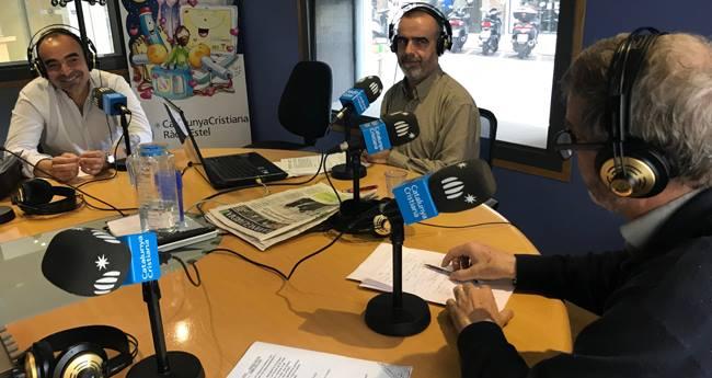 Participación en Radio Estel «El Mirador»