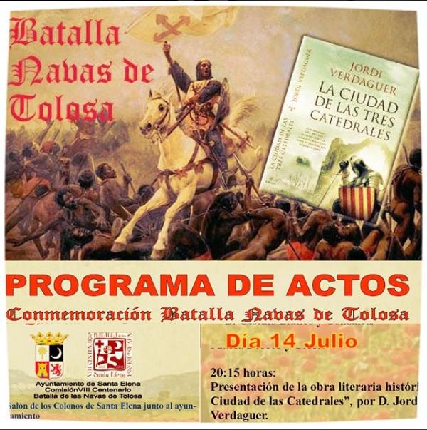 Presentación Navas de Tolosa Jaén
