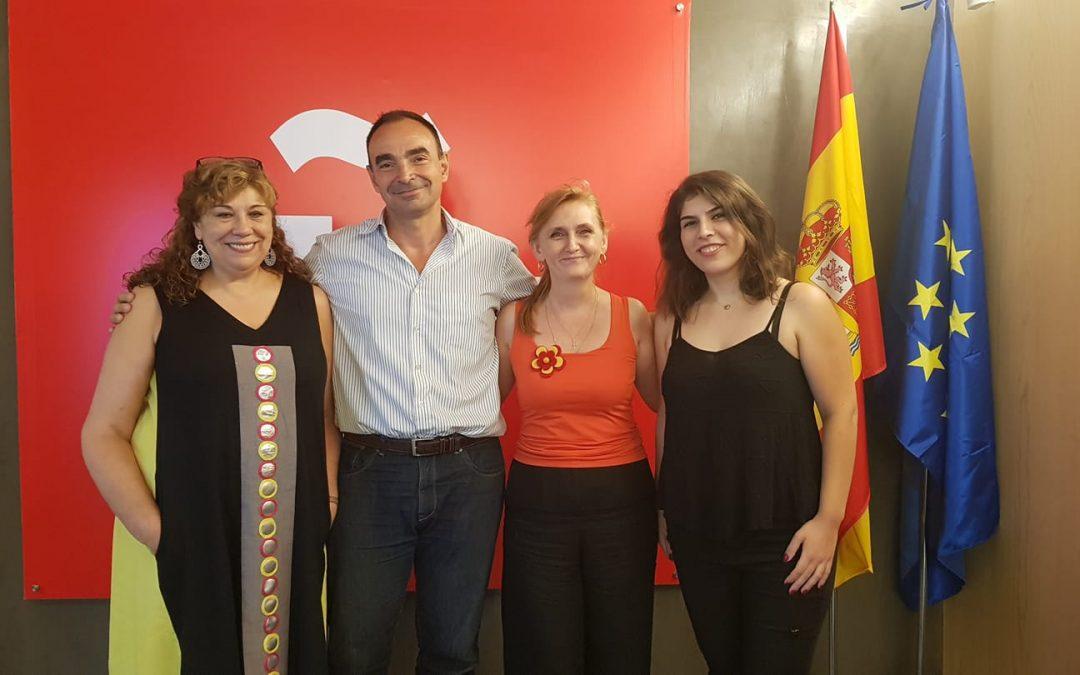 Presentación en Instituto Cervantes de Beirut